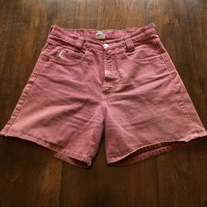 Vintage Bongo Jeans Shorts 13 Women's Made in USA